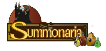 Summonaria, A Boardgame of Strategy and Combat