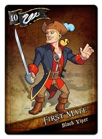 First Mate Final Card Design